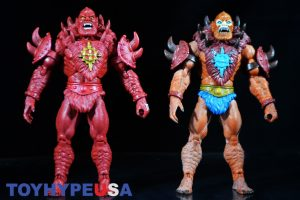 PowerCon 2016 Exclusive Masters Of The Universe Red Beast Man 24