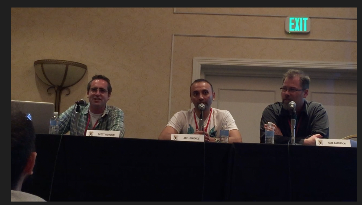 PowerCon 2016 – MOTU Classics Minicomics Panel Video Coverage
