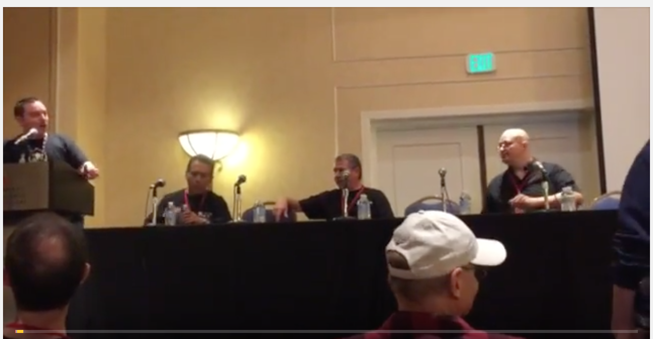 PowerCon 2016 – The Design Of MOTU Panel Video Coverage