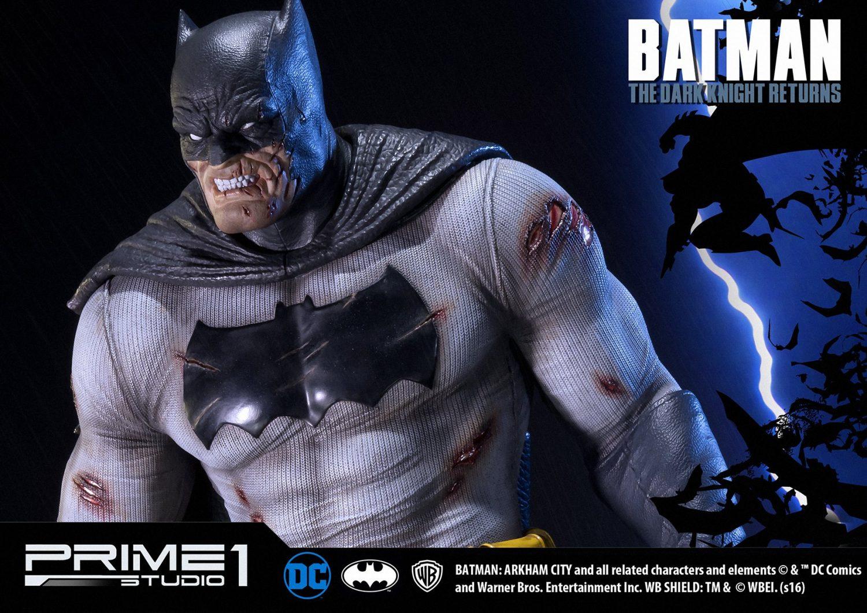 Prime 1 Studio The Dark Knight Returns – Batman Statue Pre-Orders