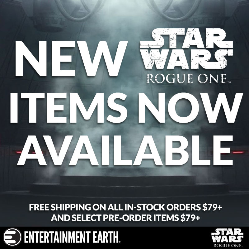 Entertainment Earth: Star Wars Rogue One & Star Wars Rebels Toys Now For Sale