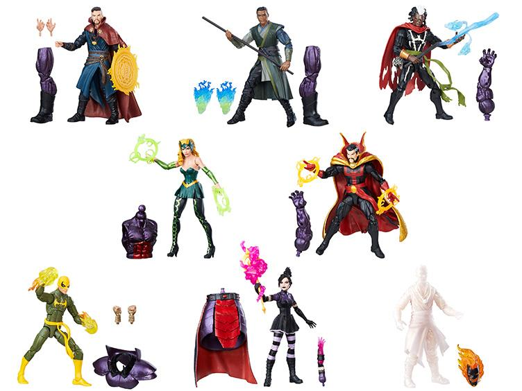 Amazon Blowout Sale On Marvel Legends 6″ Dormammu Build-A-Figure Wave