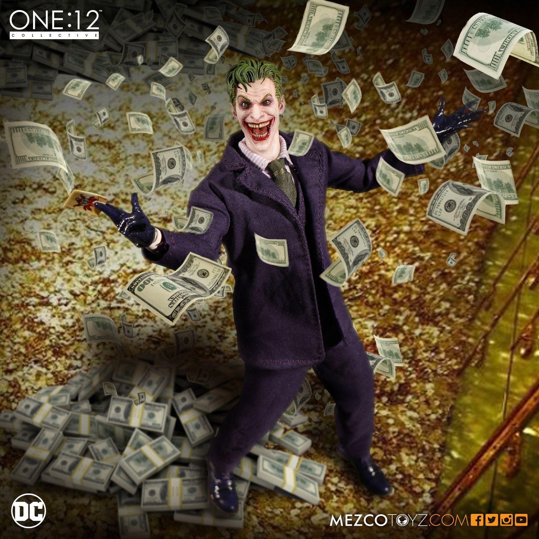 Mezco Toyz One:12 Collective DC Comics The Joker