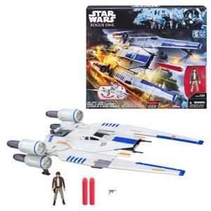 Star Wars Rogue One Rebel U-Wing Fighter Vehicle