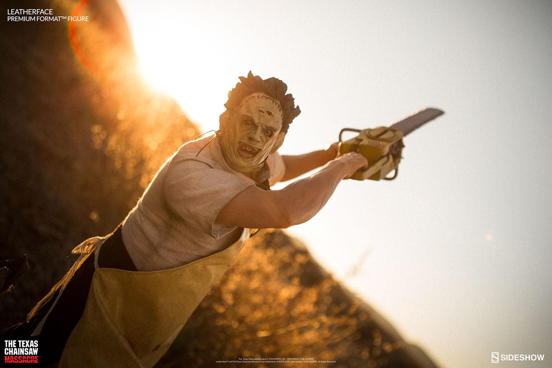 Sideshow Texas Chainsaw Massacre Leatherface Premium Format Figure Pre-Orders