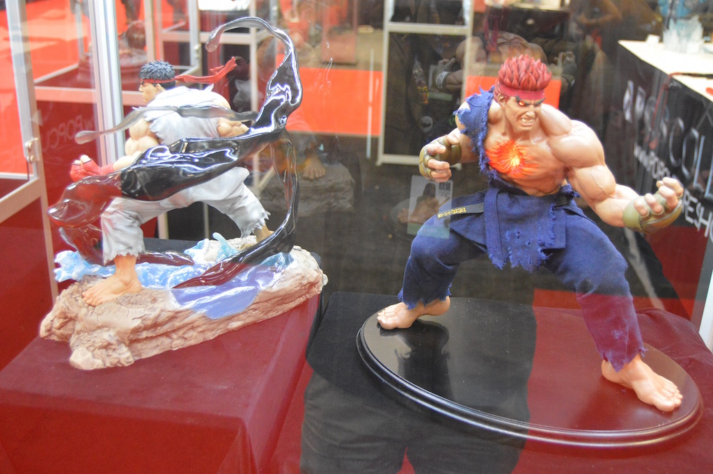 NYCC 2016 – Pop Culture Shock Toys Booth Coverage