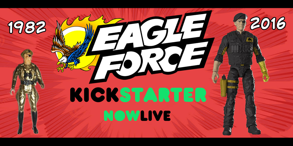 Eagle Force Returns Kickstarter Campaign Last Chance To Pledge