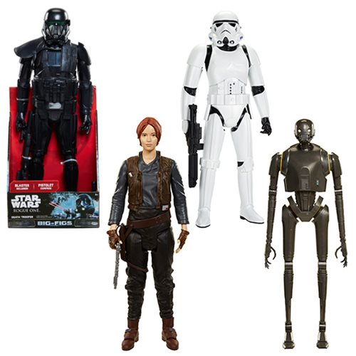 Entertainment Earth: JAKKS Pacific Star Wars Rogue One 18″- 20″ Big Figs In Stock