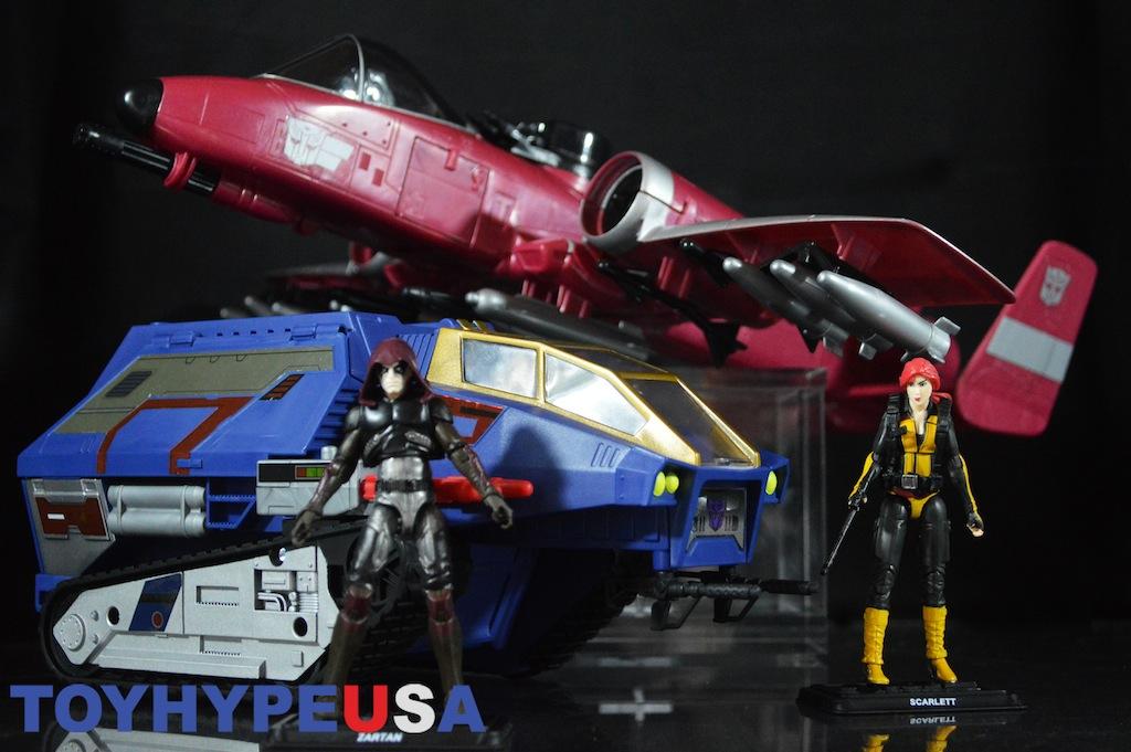 SDCC 2016 Exclusive Hasbro G.I. Joe/Transformers Crossover Box Set Review
