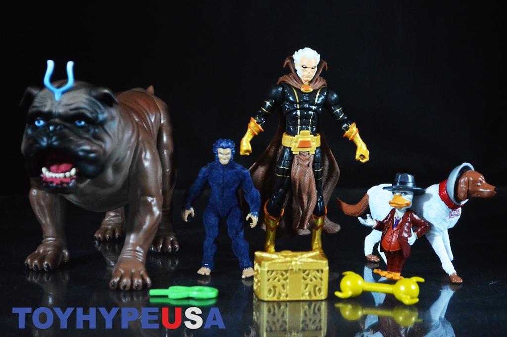 SDCC 2016 Hasbro Marvel Legends 3.75″ Scale Collectors Vault Box Set Review