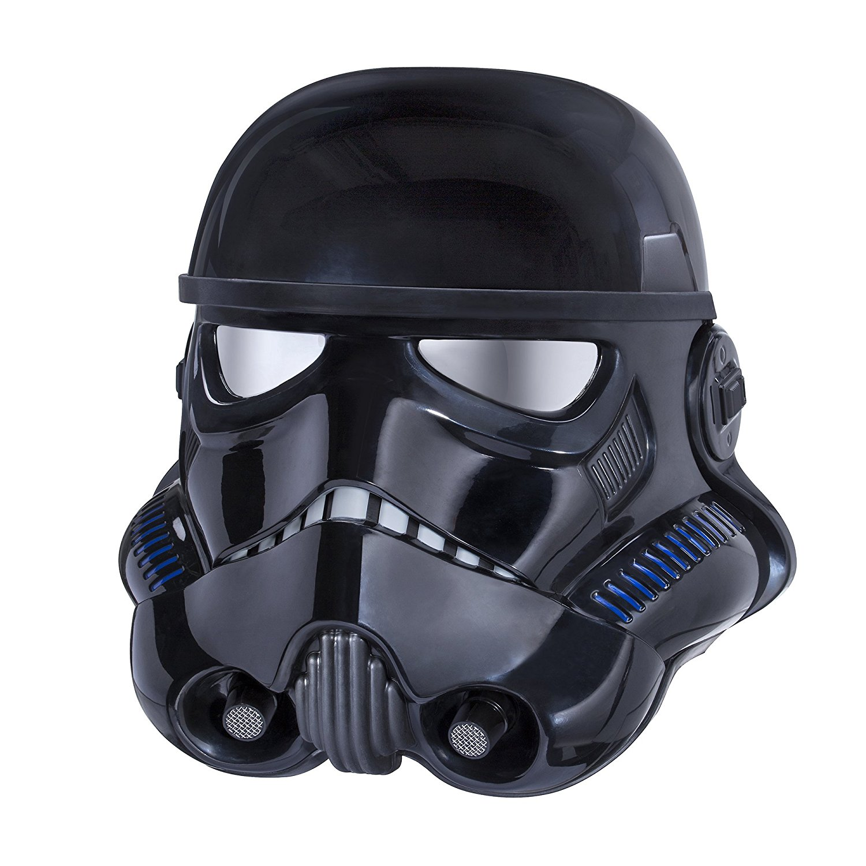 Amazon Exclusive Star Wars Shadow Trooper Voice Changer Helmet Now Only $56.99