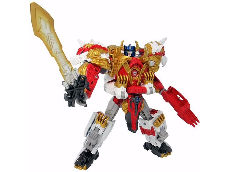 Takara-Tomy Transformers Legends LG-41 Lio Convoy