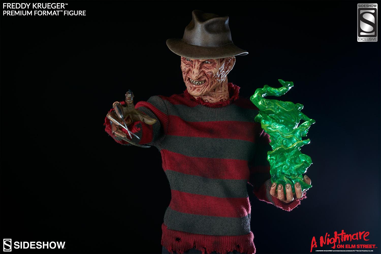 Sideshow Freddy Krueger A Nightmare On Elm Street Premium Format Figure Pre-Orders
