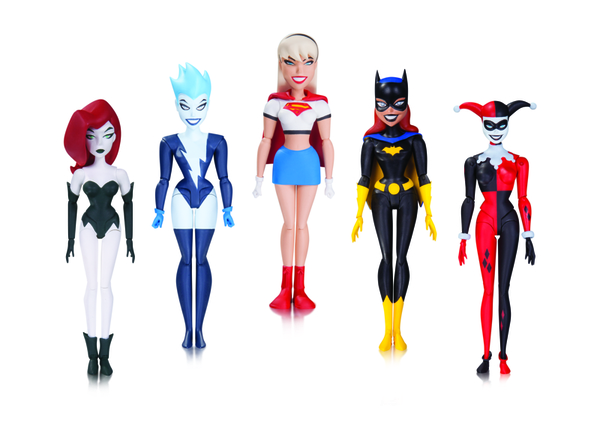 DC Collectibles Solicitations For May 2017 – DCTV Arrow, Supergirl, & More