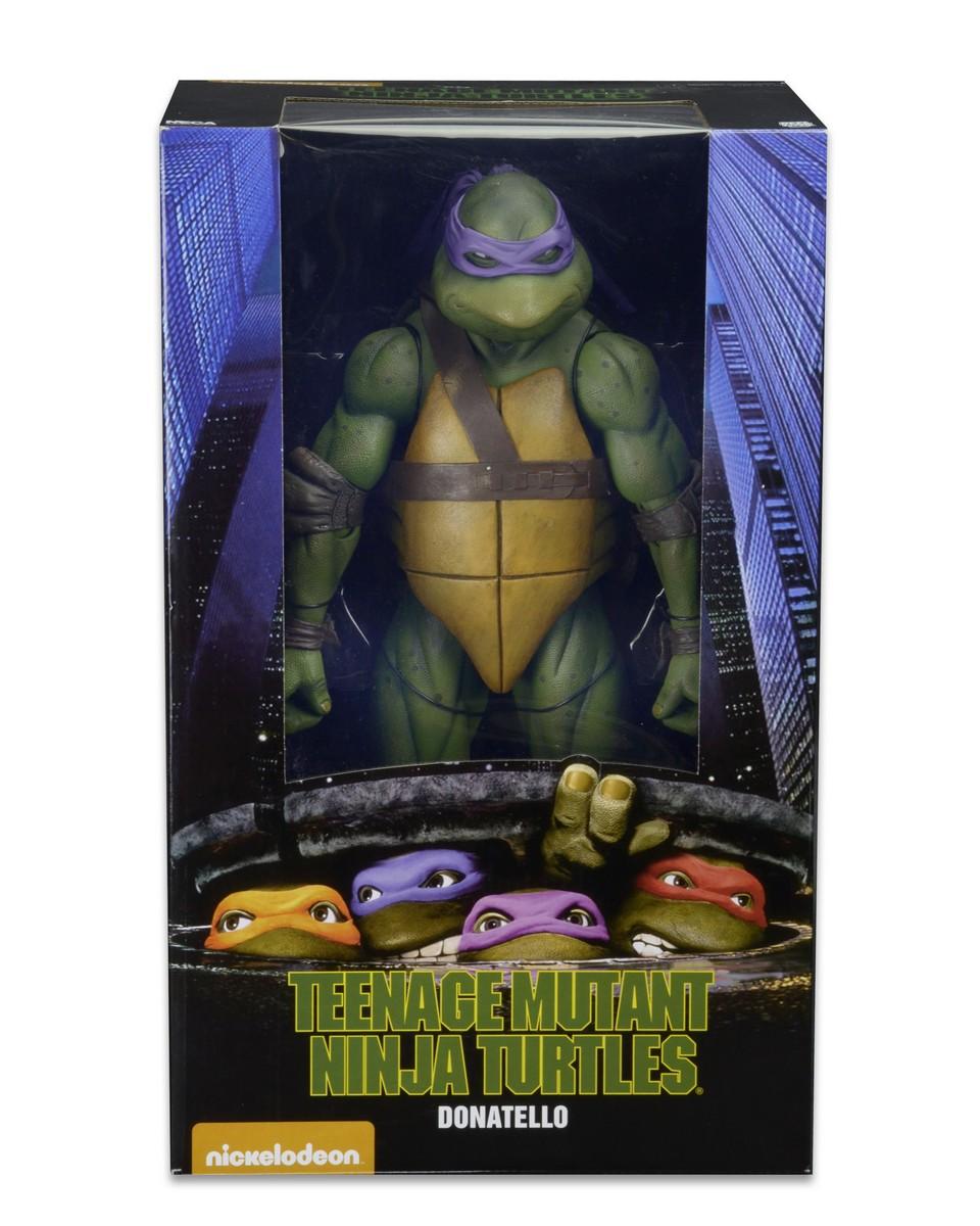 NECA Toys Closer Look: Teenage Mutant Ninja Turtles 1/4″ Scale Donatello