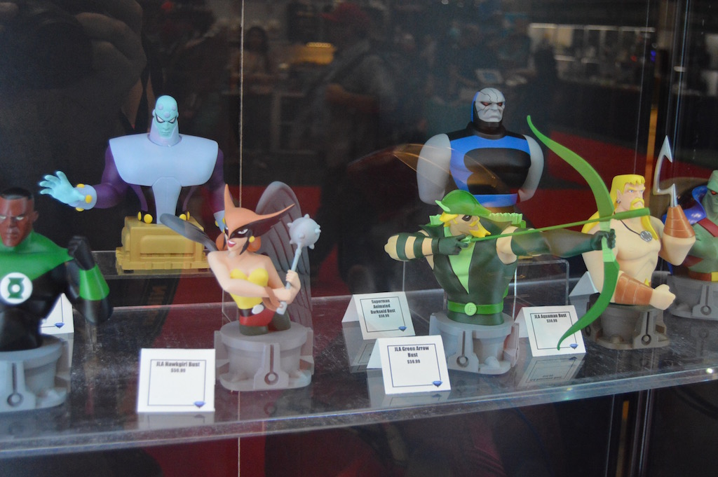 NYCC 2016 – Diamond Select Toys Booth Coverage