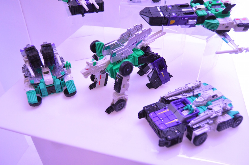 NYCC 2016 – Hasbro VIP Event Transformers Coverage