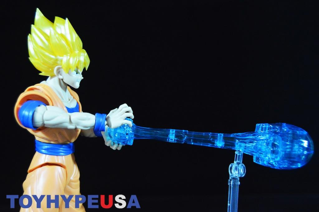 Dragon Ball Z Super Saiyan Son Goku Figure-Rise Standard Model Kit Review