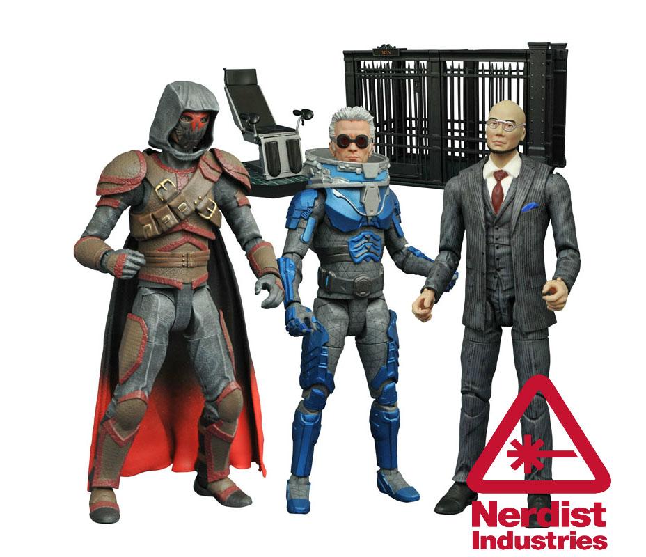 Diamond Select Toys Gotham TV Series 4 Select 7″ Figures
