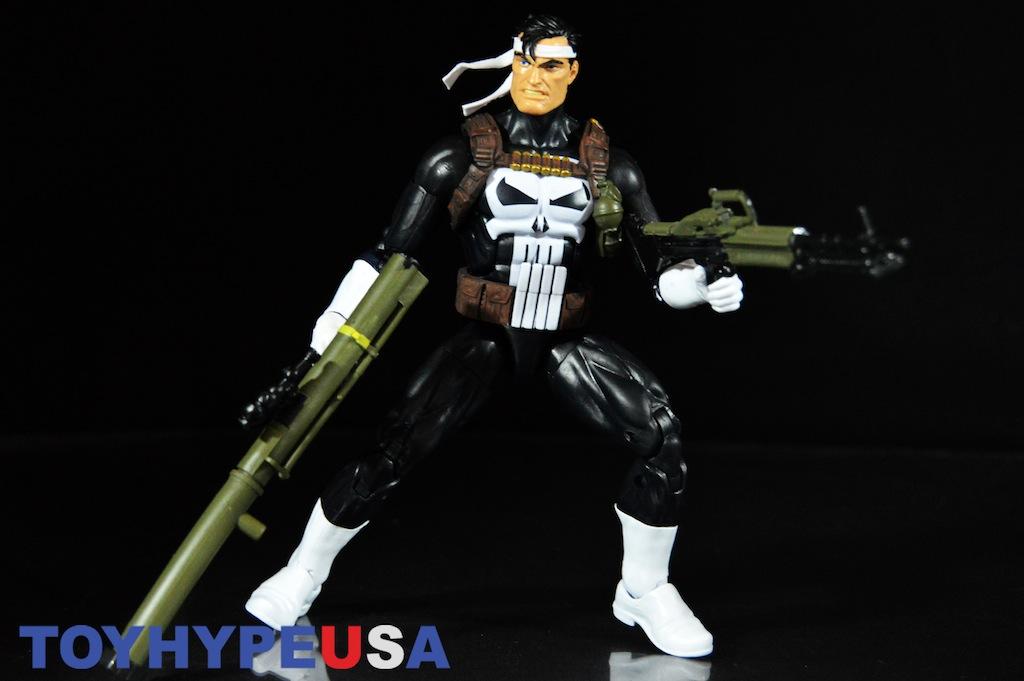 Hasbro Marvel Legends 6″ Walgreens Exclusive Punisher Review