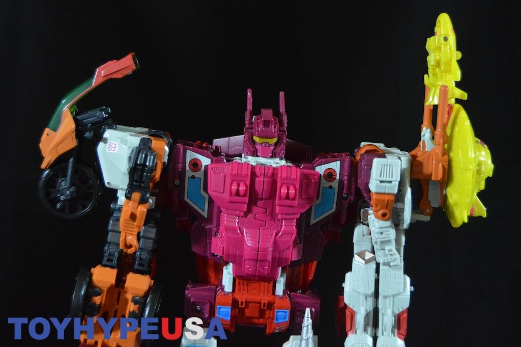 Hasbro Transformers Combiner Wars Computron Technobots Boxed Set Review