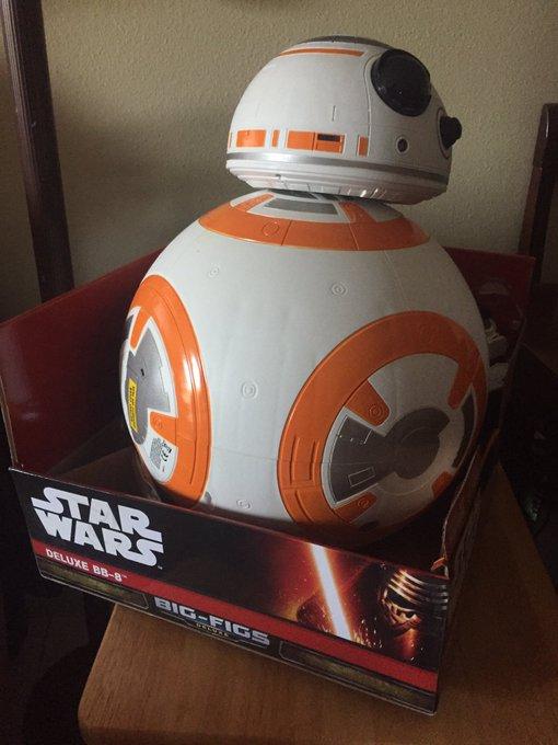 JAKKS Pacific Star Wars: The Force Awakens 18″ BB-8 Deluxe Figure Contest Winner