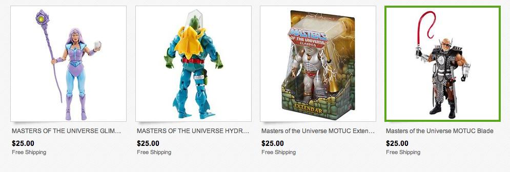 Mattel's eBay Store Running Massive BOGO Sale – 50% Off
