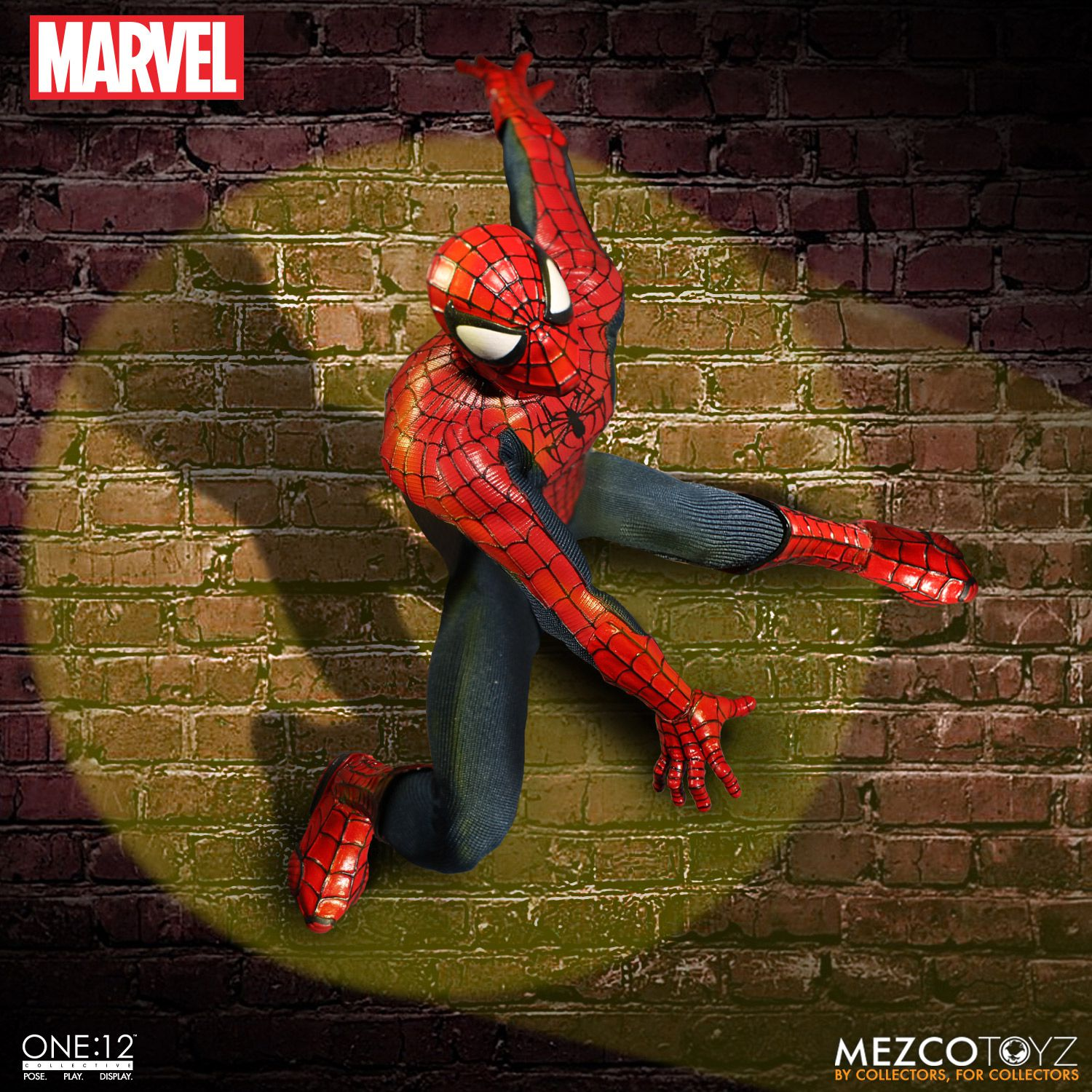 Mezco One:12 Collective Spider-Man Figure Details & Pre-Orders Open Today