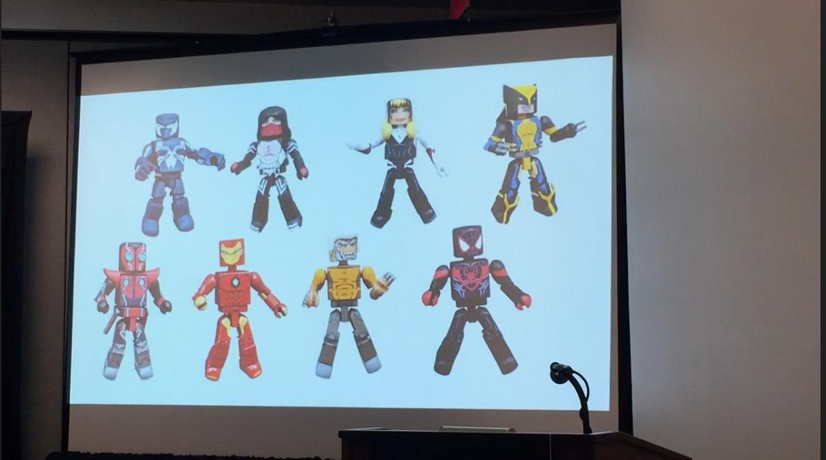 NYCC 2016 – Diamond Select Toys Panel Video Coverage