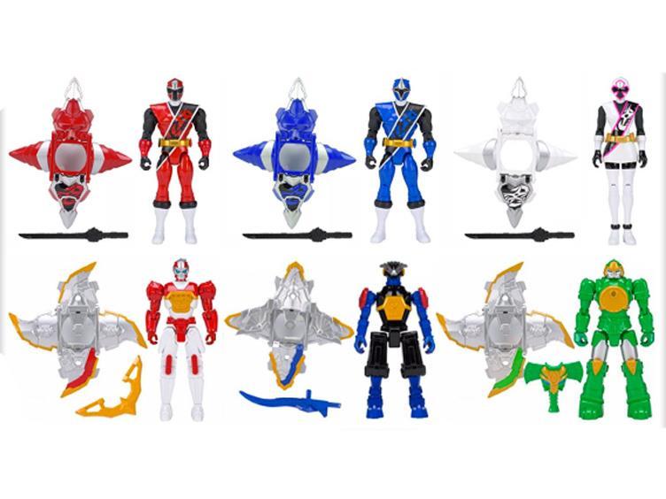 Bandai: Power Rangers Toys Revealed