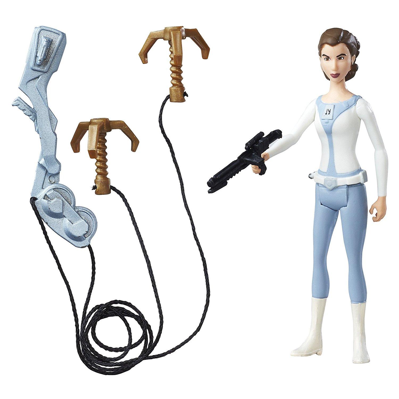 Hasbro Star Wars Rebels Princess Leia Organa Figure $6.97 On Wal-Mart