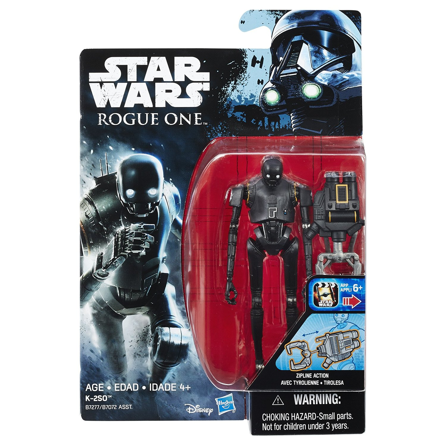 Hasbro Star Wars Rogue One & Rebels 3.75″ Figures Are Up To 30% Off At Amazon