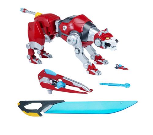 Playmates Toys Voltron Legendary Defender Toy Reveals