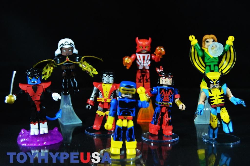 Diamond Select Toys Giant Sized X-Men Minimates Series 68 Review