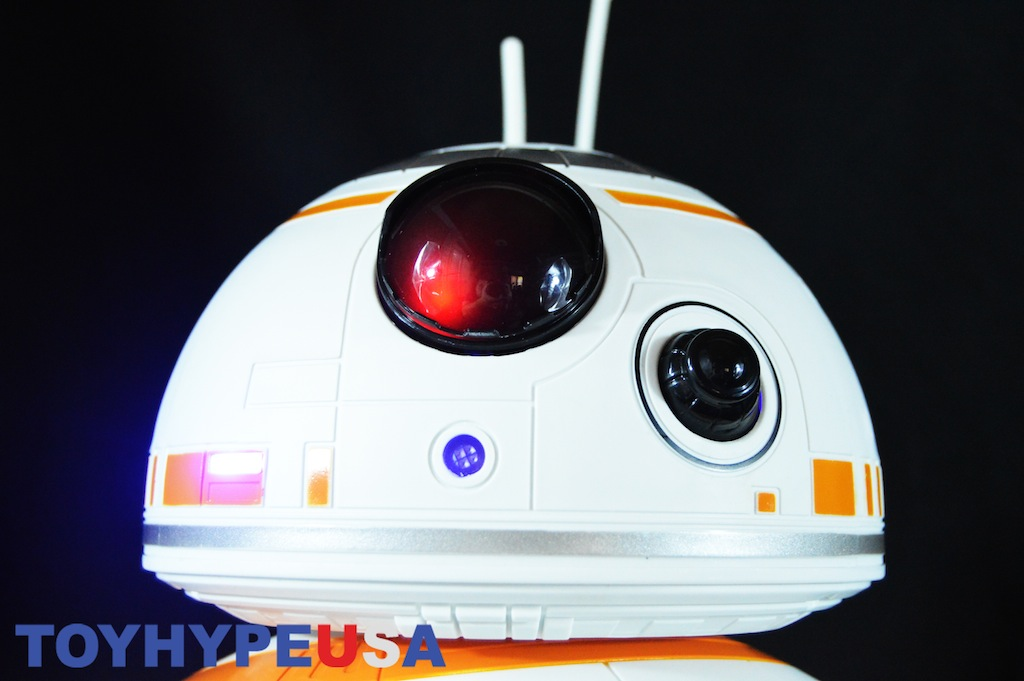 JAKKS Pacific Star Wars: The Force Awakens 18″ BB-8 Deluxe Figure Review & Giveaway