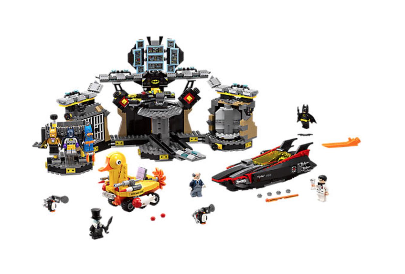 LEGO Batman Movie Batcave Break-In Available On LEGO Shop