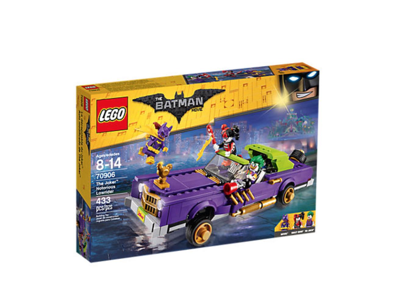 LEGO Batman Movie Line Coming January 1st