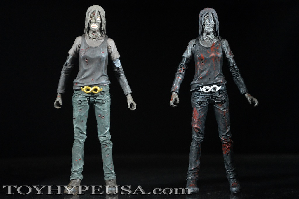 McFarlane Toys The Walking Dead Skybound Exclusive Alpha Review