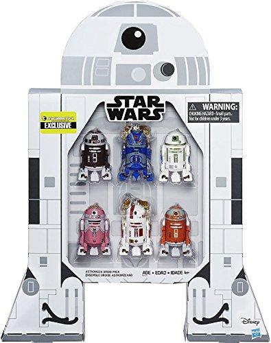 Entertainment Earth – Star Wars TBS Astromech Droids Box Set Now $26.99
