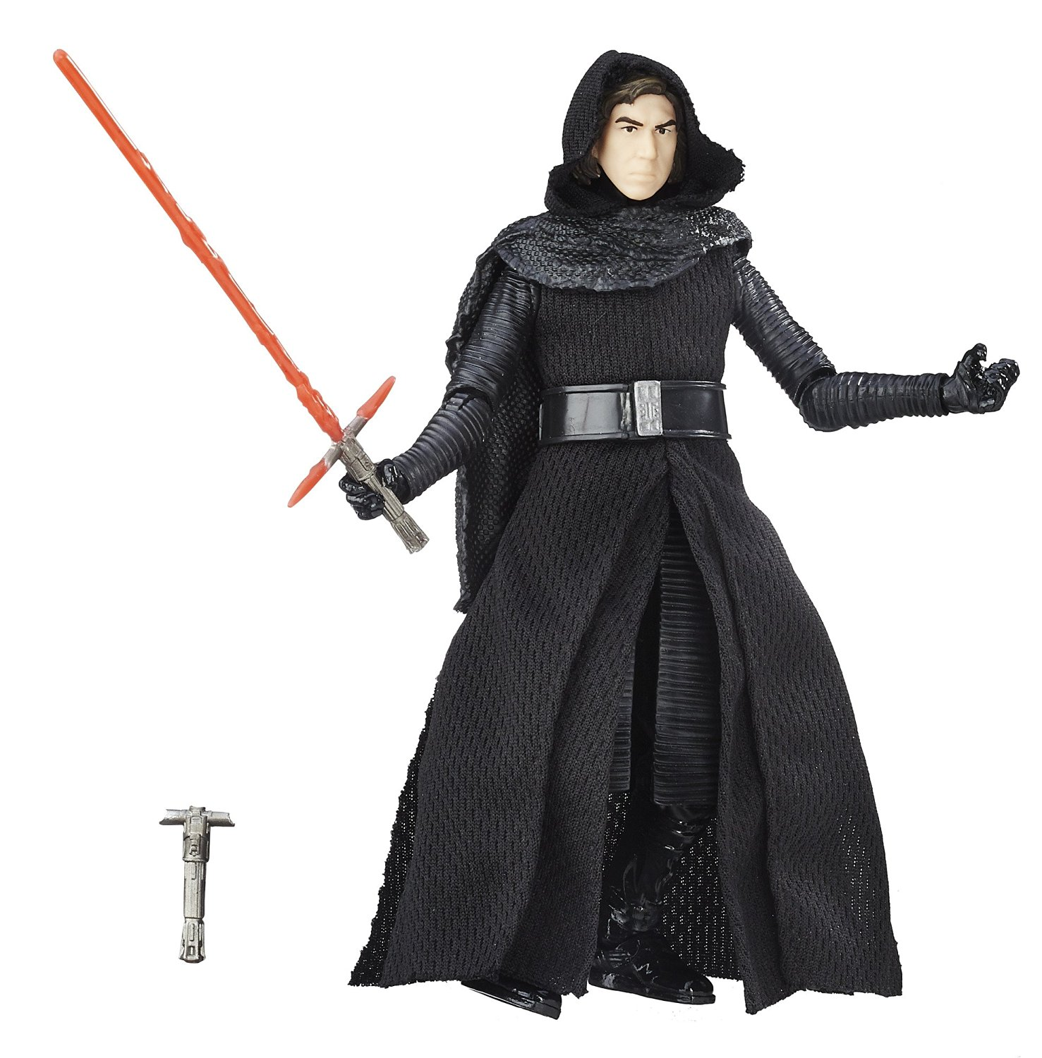 Amazon Lightning Deal On Star Wars: The Force Awakens 6″ Kylo Ren Unmasked For $7.77
