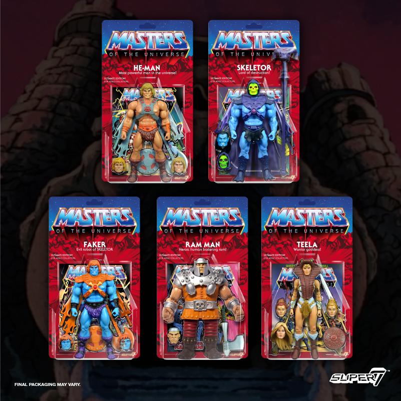 Super 7 FAQ Updates On Masters Of The Universe Classics & ThunderCats Classics Line