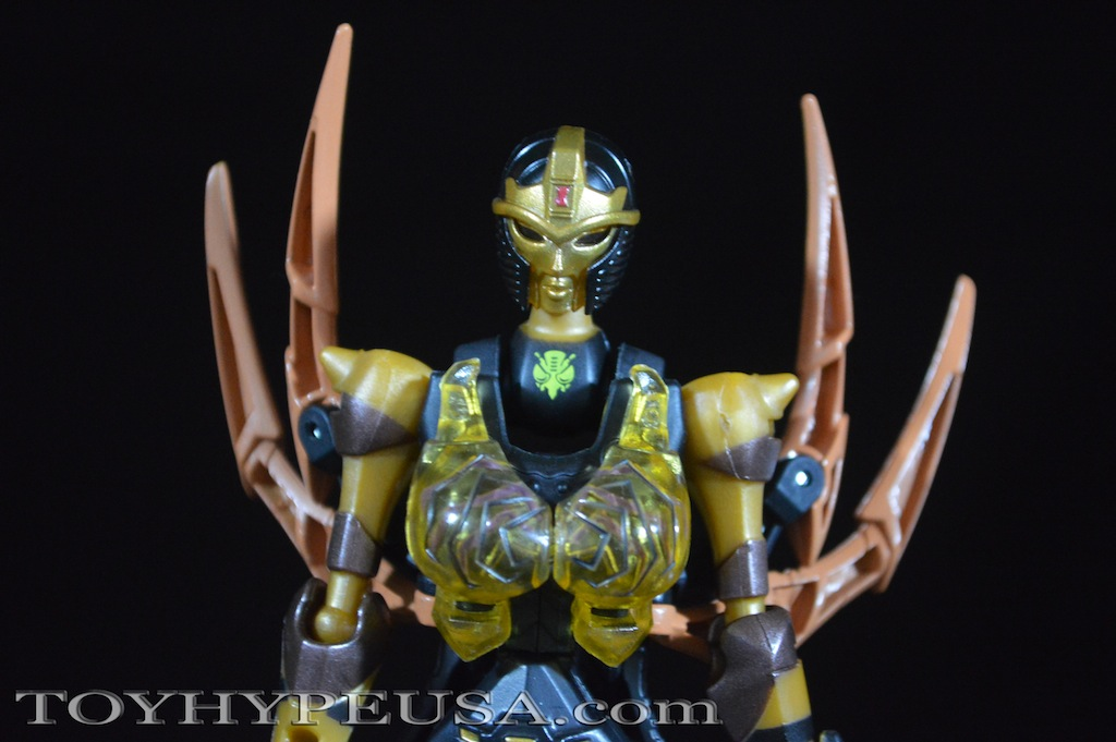 Takara-Tomy Transformers Legends Blackarachnia Review