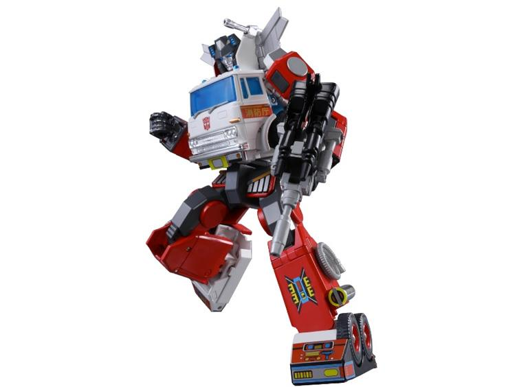 Takara-Tomy Transformers MP-37 Masterpiece Artfire