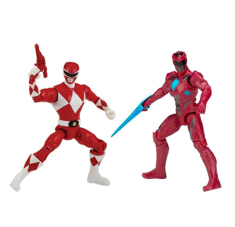 Bandai Power Rangers More New 5″ Figures Revealed