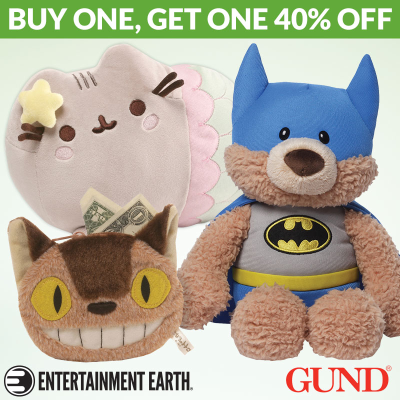 Entertainment Earth: Star Wars Rogue One, BTTF, Voltron, Looney Tunes & More