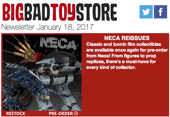 BigBadToyStore: NECA, Voltron, Doctor Strange, Suicide Squad, Transformers, Star Trek, TMNT, Ghostbusters & More
