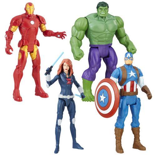 Hasbro Avengers 6″ Figures Based On Animated Disney XD Series