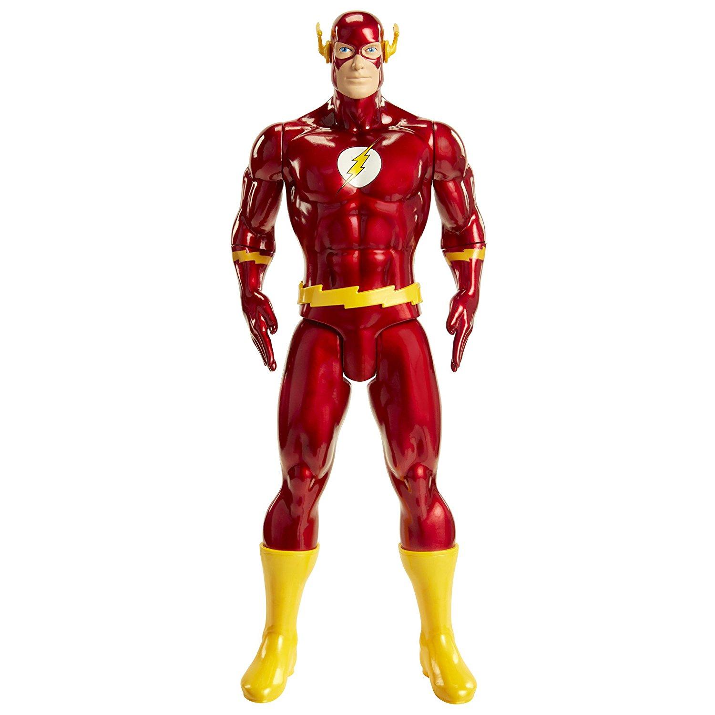 JAKKS Pacific Big Figs Tribute Series DC Originals 19″ Flash Pre-Orders On Amazon