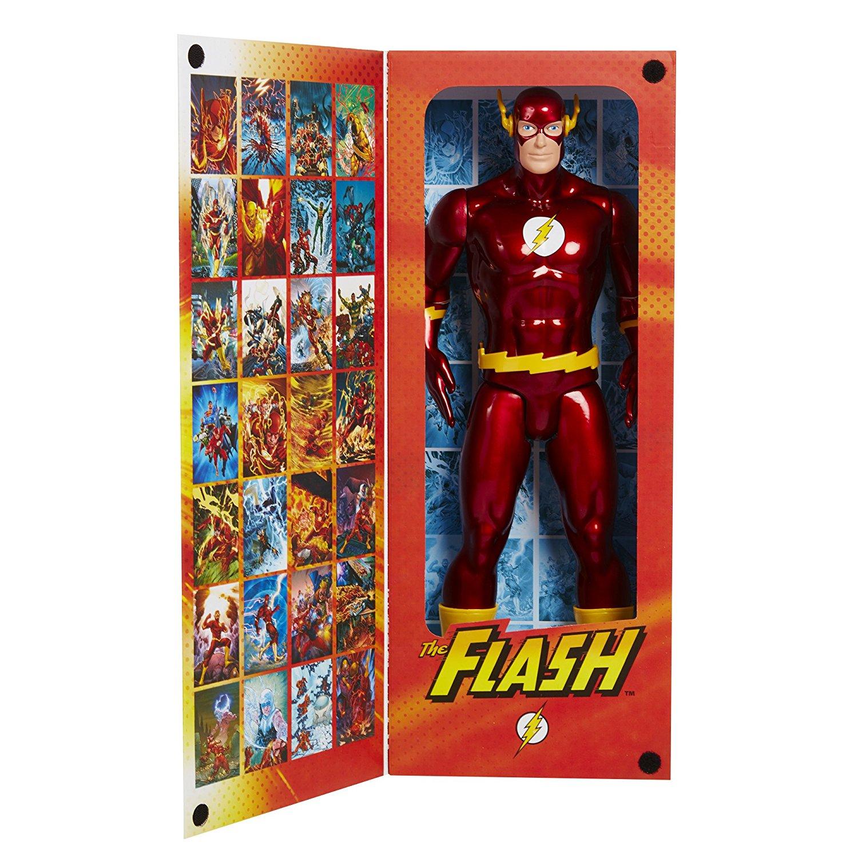 JAKKS Pacific Big Figs DC Originals 19″ The Flash Now $16.11 On Amazon