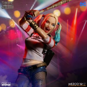 Mezco Toyz One12 Collective Suicide Squad Harley Quinn Figure 2